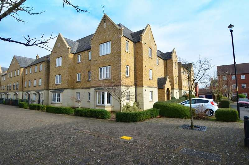 1 Bedroom Flat for sale in Nightingale Gardens, Coton Park, Rugby