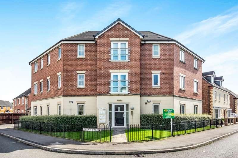 2 Bedrooms Flat for sale in Six Mills Avenue, Gorseinon, Swansea