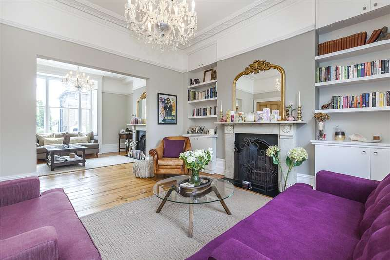 4 Bedrooms Terraced House for sale in Glenton Road, London, SE13