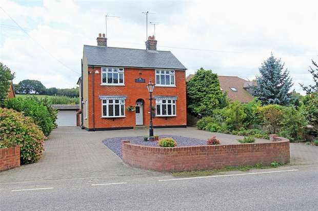 4 Bedrooms Detached House for sale in Chestnut Street, Borden, Sittingbourne, Kent