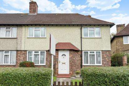 3 Bedrooms Semi Detached House for sale in Croydon Road, Beckenham