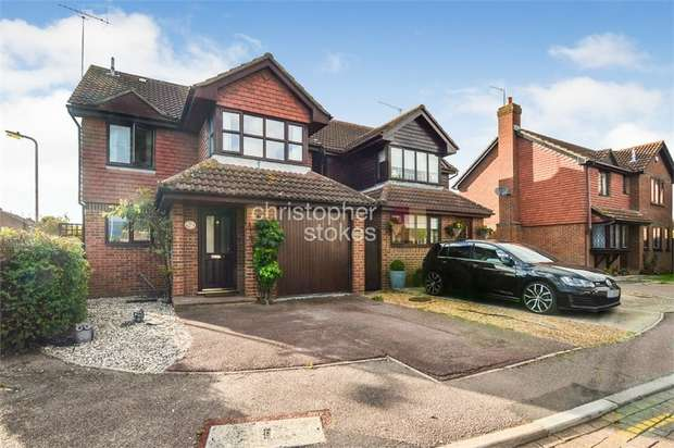 4 Bedrooms Detached House for sale in Girton Court, Cheshunt, Hertfordshire
