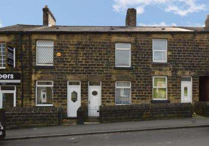 2 Bedrooms Terraced House for sale in Wortley Road, High Green, Sheffield, South Yorkshire