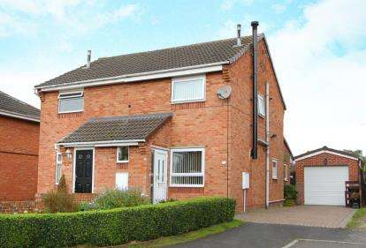 2 Bedrooms Semi Detached House for sale in Redfern Grove, Waterthorpe, Sheffield, South Yorkshire