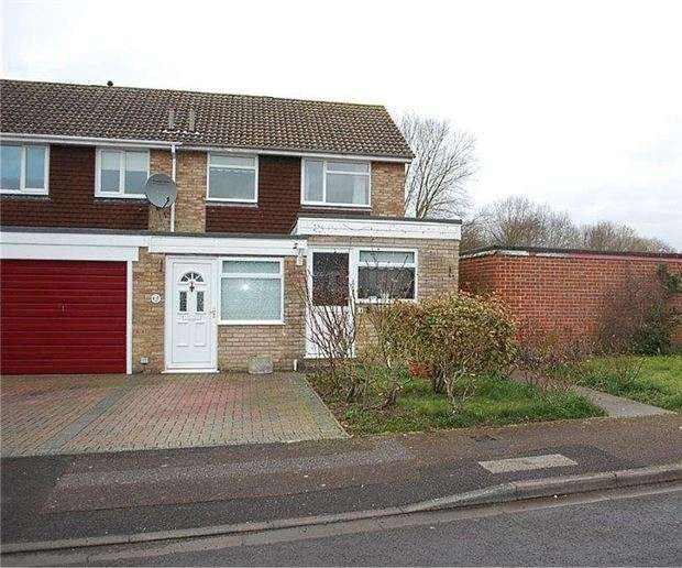 3 Bedrooms Semi Detached House for sale in Chaunterell Way, ABINGDON, Oxfordshire, OX14 5PP