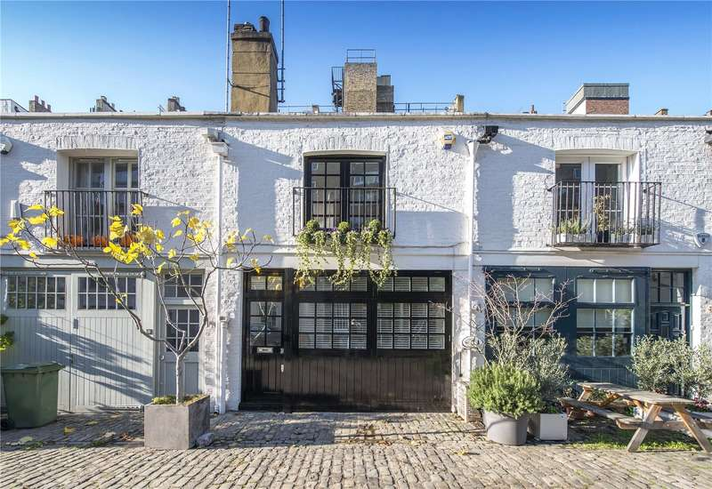 1 Bedroom Mews House for sale in Bathurst Mews, Paddington, London, W2