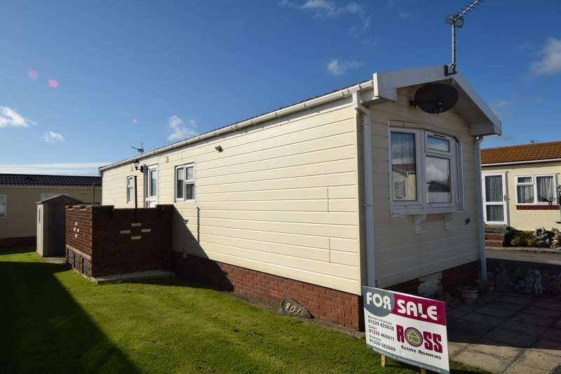 1 Bedroom Mobile Home for sale in West Shore Park, Walney, Cumbria, LA14 3YR