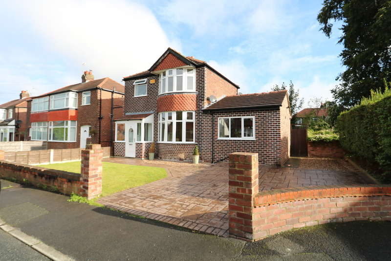 3 Bedrooms Detached House for sale in Ashley Road, Offerton