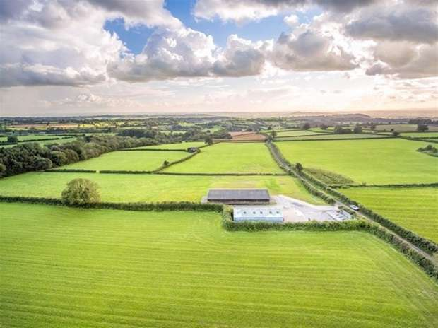 Property for sale in Thrupe Lane, Masbury