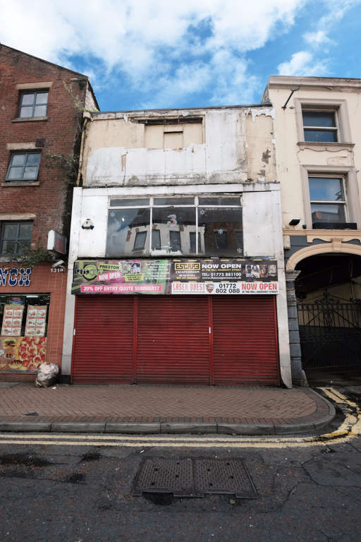 Retail Property (high Street) Commercial for sale in Church Street, Preston, PR1
