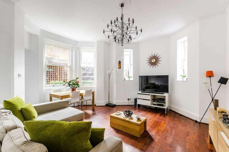 2 Bedrooms Flat for sale in Trebovir Road, Earls Court, SW5