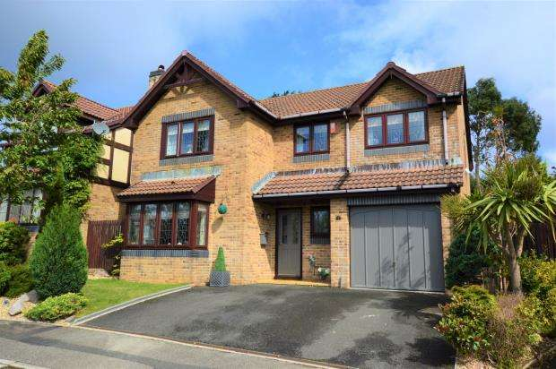 5 Bedrooms Detached House for sale in St. Johns Close, Derriford, Plymouth, Devon