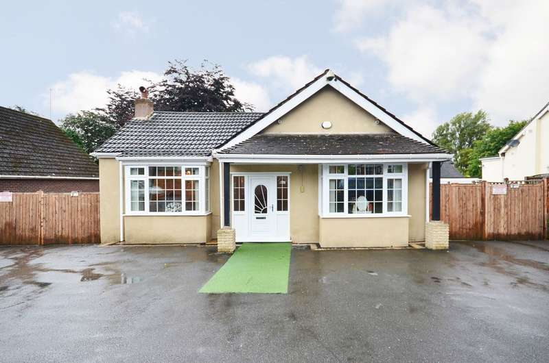 4 Bedrooms Bungalow for sale in ****NEW**** Weston Road, Weston Coyney, ST3 6EE