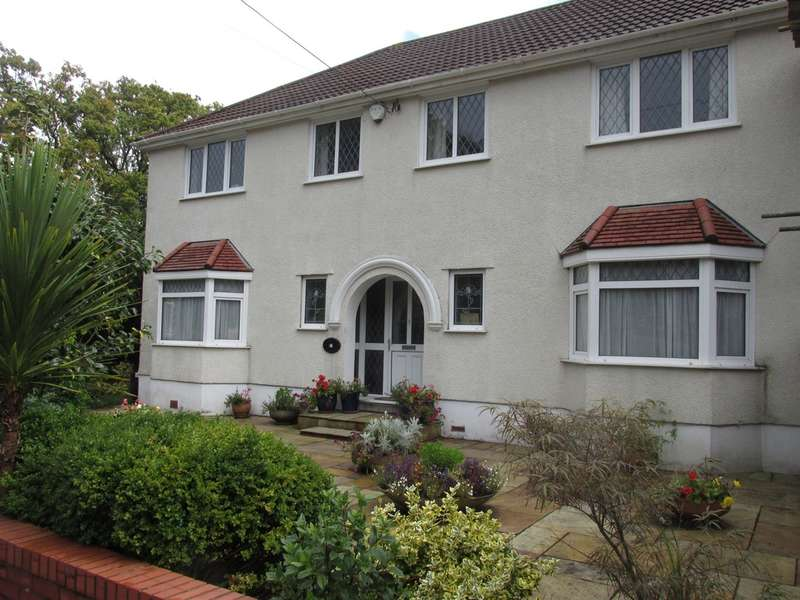 4 Bedrooms Semi Detached House for sale in Cecil Road, Gowerton, Swansea