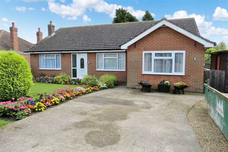 3 Bedrooms Detached Bungalow for sale in Low Road, South Kyme