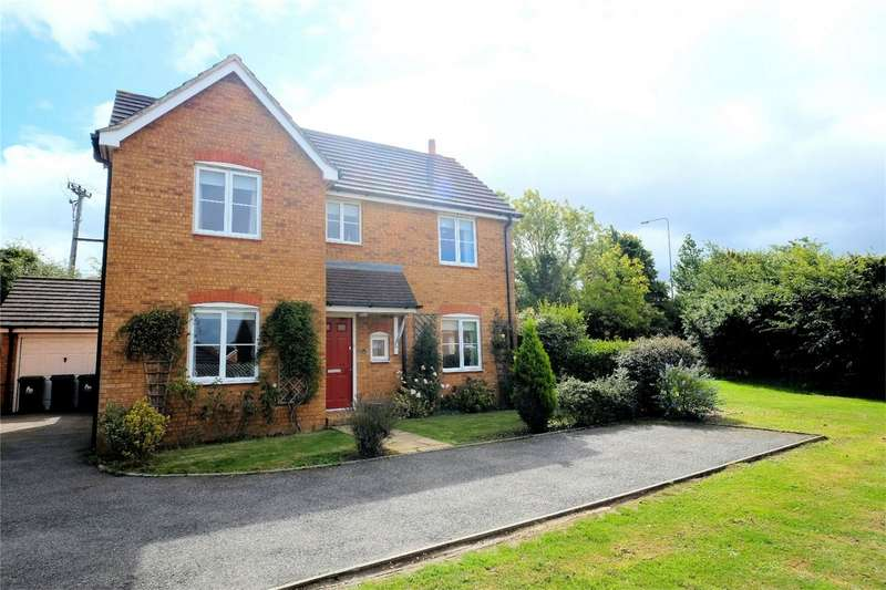4 Bedrooms Detached House for sale in Tradewinds, WHITSTABLE, Kent