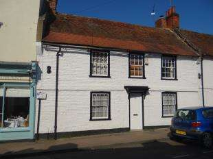 4 Bedrooms Terraced House for sale in High Street, Sturry, Canterbury