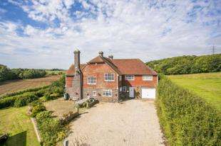 5 Bedrooms Detached House for sale in Crowhurst Road, St. Leonards-On-Sea, East Sussex