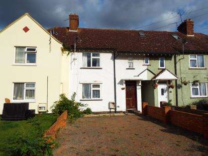 3 Bedrooms Terraced House for sale in Mattocke Road, Hitchin, Hertfordshire, England