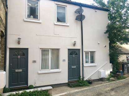 2 Bedrooms Flat for sale in Nightingale Road, Hitchin, Hertfordshire, England