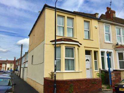 3 Bedrooms End Of Terrace House for sale in Alpine Road, Easton, Bristol, City Of Bristol