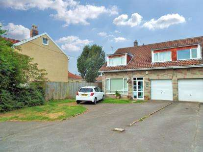 4 Bedrooms Semi Detached House for sale in Northcote Road, Downend, Bristol, Gloucestershire