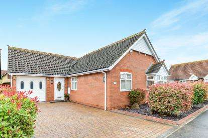 3 Bedrooms Bungalow for sale in Merlin Drive, Sandy, Bedfordshire