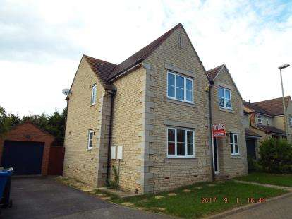 4 Bedrooms Detached House for sale in Poppylands, Bicester, Oxfordshire