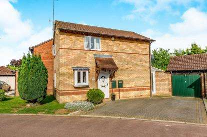 3 Bedrooms Detached House for sale in Spiers Drive, Brackley, Northamptonshire