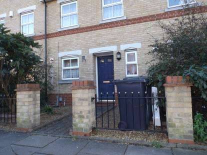 2 Bedrooms Terraced House for sale in Campbell Road, Tottenham, Harringey, London