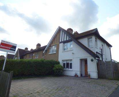 3 Bedrooms End Of Terrace House for sale in Longfield Lane, Cheshunt, Waltham Cross, Hertfordshire