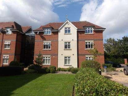 2 Bedrooms Flat for sale in Chalford Grange, Fareham, Hants