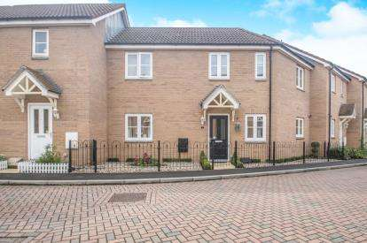 3 Bedrooms Terraced House for sale in North Petherton, Bridgwater, Somerset