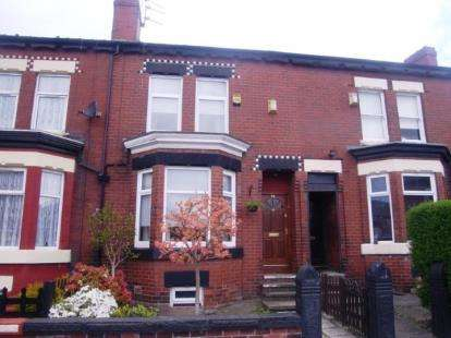 3 Bedrooms Terraced House for sale in Laindon Road, Manchester, Greater Manchester, Uk