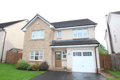 4 Bedrooms Detached House for sale in Primrose Avenue, Newton Mearns