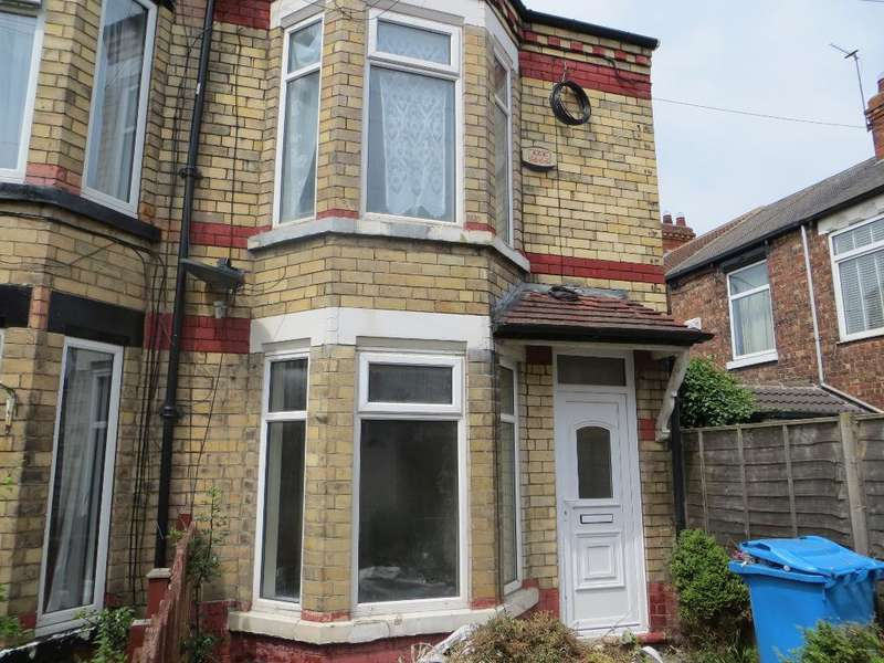 2 Bedrooms End Of Terrace House for sale in Nesfield Avenue, Hull, East Yorkshire, HU5 3UW
