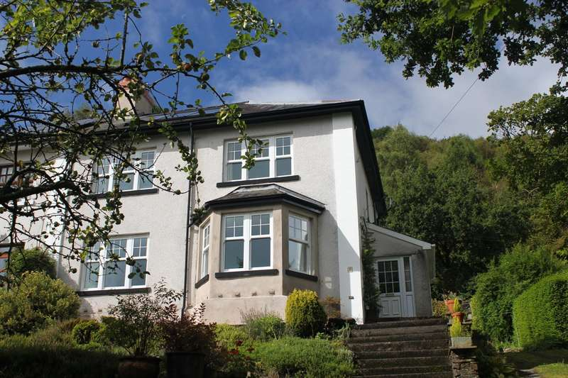 4 Bedrooms Semi Detached House for sale in Llanbradach, Caerphilly, CF83