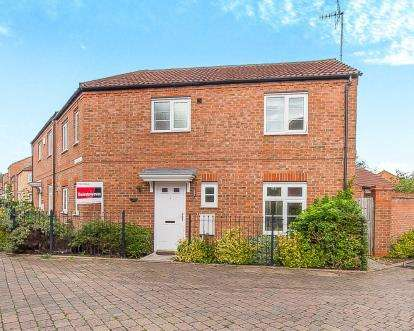 3 Bedrooms Semi Detached House for sale in Barley Mews, Peterborough, Cambs