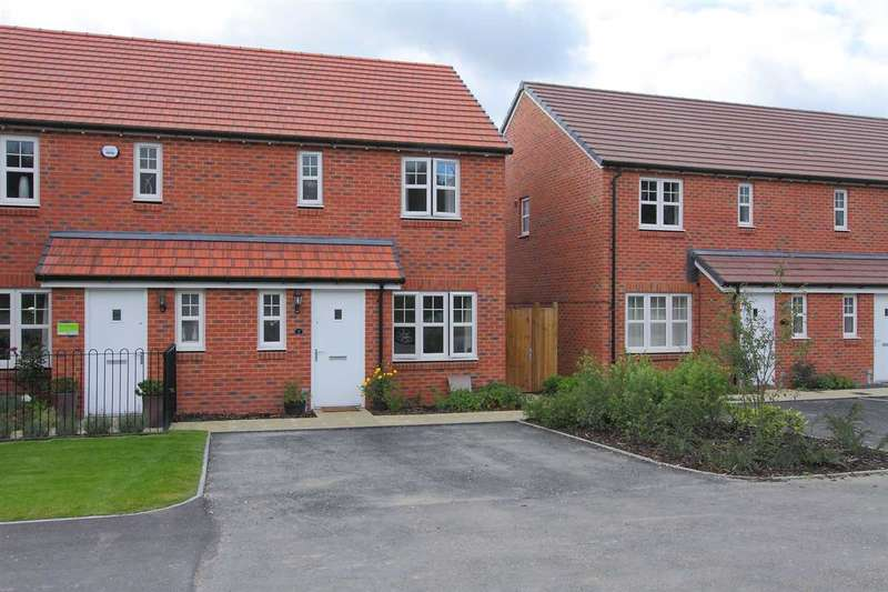 3 Bedrooms Semi Detached House for sale in Beale Road, Tidworth