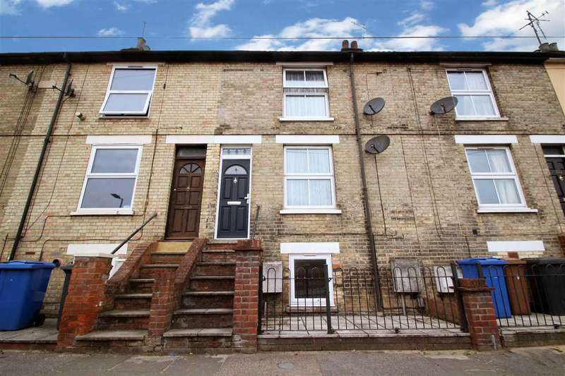 2 Bedrooms Terraced House for sale in Wherstead Road, Ipswich