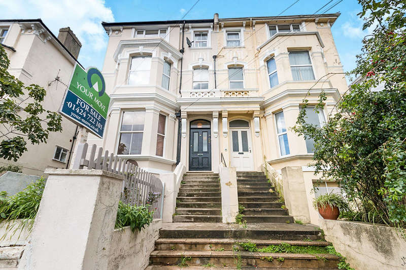 1 Bedroom Flat for sale in A Stockleigh Road, St. Leonards-On-Sea, TN38