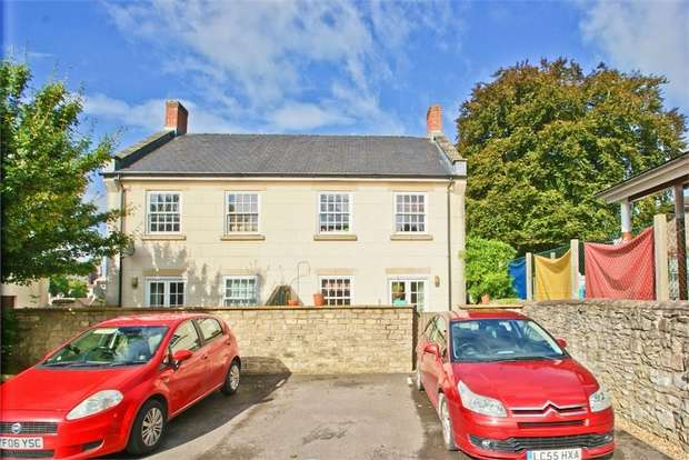 3 Bedrooms Semi Detached House for sale in SHEPTON MALLET, Somerset