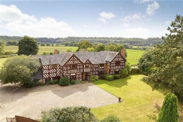 5 Bedrooms Detached House for sale in Overton Road, Bangor-on-Dee, Wrexham