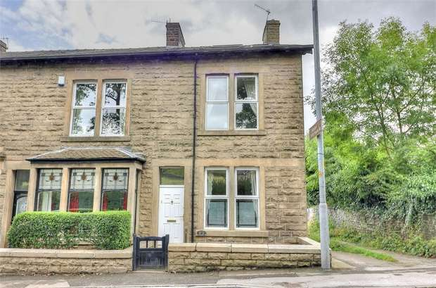 3 Bedrooms End Of Terrace House for sale in Grane Road, Haslingden, Rossendale, Lancashire