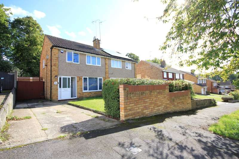 3 Bedrooms Semi Detached House for sale in Tintern Crescent, Reading, RG1