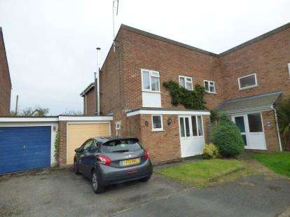 3 Bedrooms End Of Terrace House for sale in Hightown, Ringwood, Hampshire
