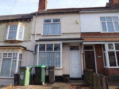3 Bedrooms Terraced House for sale in Abbey Road, Bearwood, West Midlands