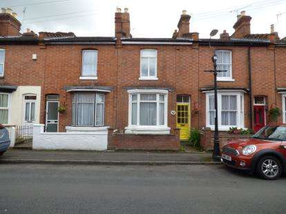 2 Bedrooms House for sale in Rushmore Street, Leamington Spa, Warwickshire