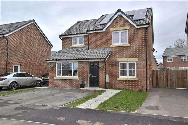 4 Bedrooms Detached House for sale in Spinners Road, Brockworth, Gloucester, GL3 4LR