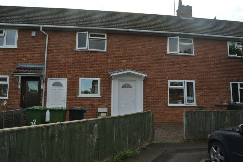 3 Bedrooms Terraced House for sale in Bayly Close, Evesham